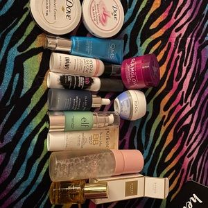 Women's facial care products